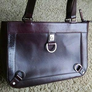 Etienne Aigner Genuine Leather Bag